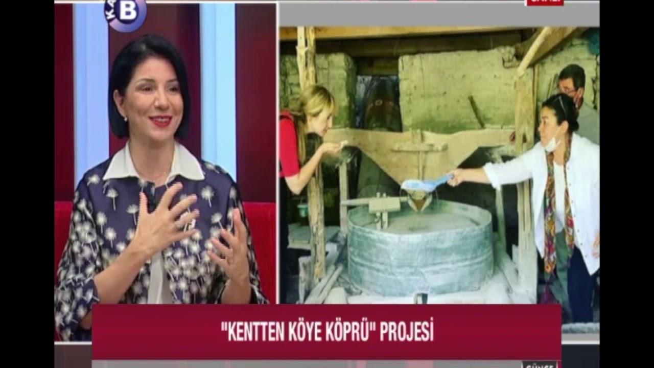 Tohumluk Vakfı Kanal B'de Günce programında...
