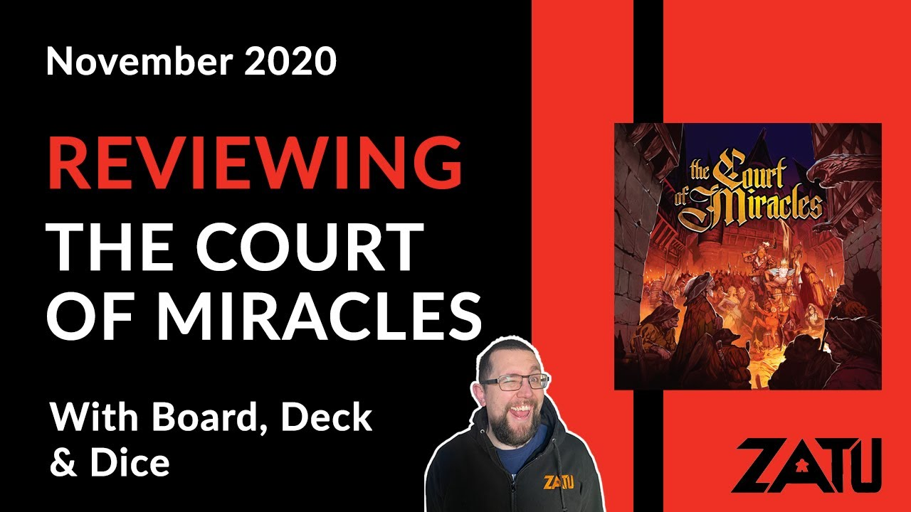 The Court of Miracles Review
