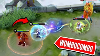 *200IQ* CRAZY TEAMWORK EVER !!! !!! !!!!- Mobile Legends Funny Fails and WTF Moments!#21