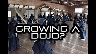 [KENDO RANT] - Growing a Dojo? Kirikaeshi Cutting and Blocking?