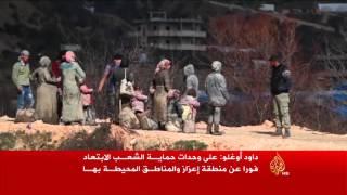 قصف تركي لمواقع قوات وحدات حماية الشعب