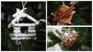 видео Новогодние игрушки на елку своими руками