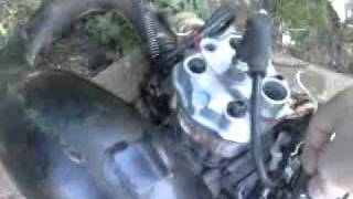moteur derbi 85 barikit pot 80 kx carbu 28 keihin