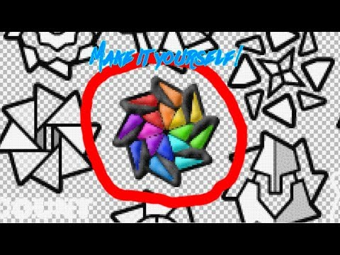 How To Make Your Own Geometry Dash Texture Pack! [FREE] [NO PHOTSHOP]