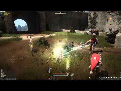 Black Desert Online PvP Friendly Duels No Potion 1v1 and 2v2