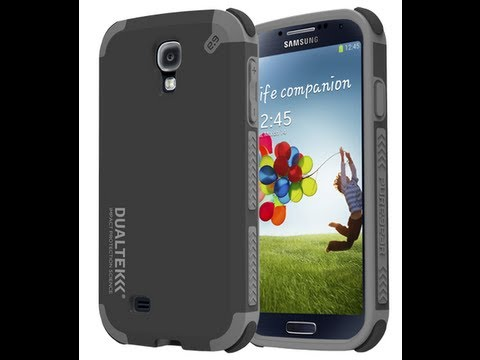 promo code 2911f 5e9ed PureGear DualTek Extreme Shock Case for Samsung Galaxy S4