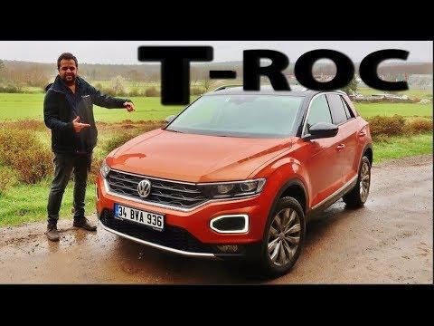 Test - VW T-Roc