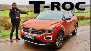 Test - VW T-Roc Video