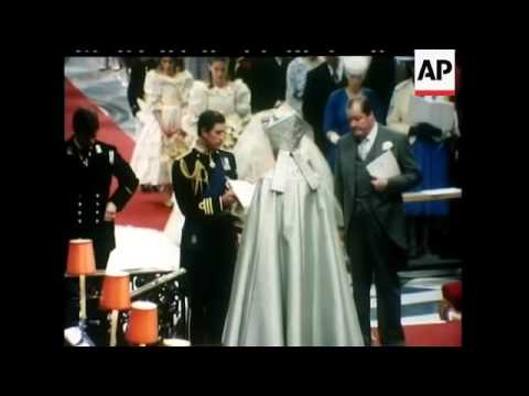 The Wedding Vows - The Wedding of Charles, Prince of Wales and Lady Diana Spencer (1981).