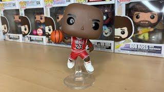 Funko Pop! Chicago Bulls - Michael Jordan Unboxing