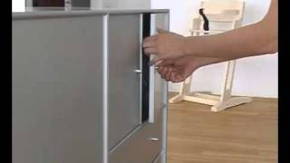 BabyDan On Off Cupboard and Drawer Locks