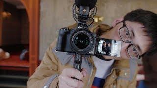 令你失望的最佳Vlog相机——佳能M50