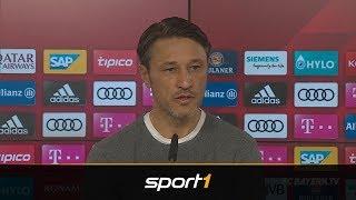 """Hier oder woanders"": Kovac über Problemfall Arp   SPORT1"