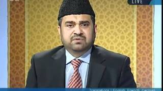 The Blasphemy law in Pakistan PART1-persented by khalid Qadiani.flv