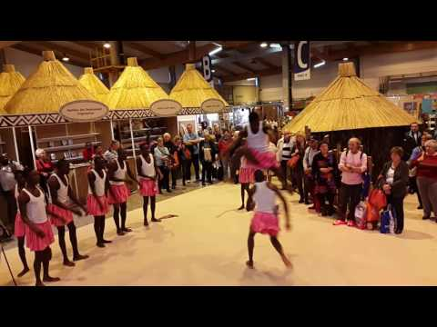 Namibia at Colmar   Traditional Performance