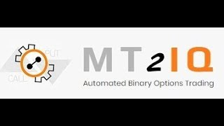 LIVE TRADING DEMO - New Robot IQ Option Auto Trader for MT4 MT5 Indicators