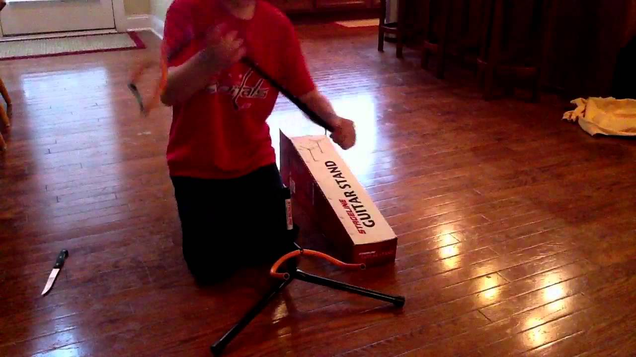 Stageline Guitar Stand Review