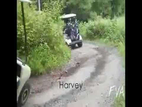 Golf Fails/Golf Cart Crashes Compilation