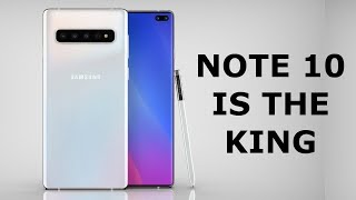 Galaxy Note 10: Release Date + Brand New Leaks and Updates
