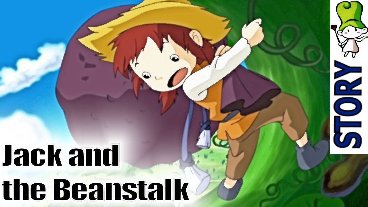 Jack and the Beanstalk - Bedtime Story Animation | Best ...