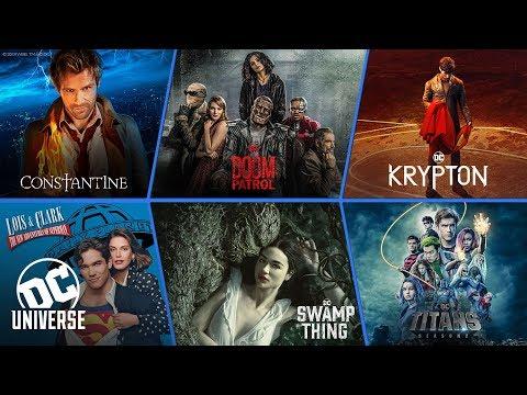 Must-Watch | Fall 2019 | DC Universe | The Ultimate Membership