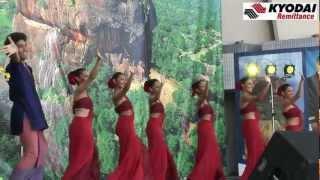 Kyodai  Channa Upuli Dancing Academy in Japan 2 - Kyodai TV -