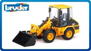 Bruder Toys CAT Wheel Loader #02442