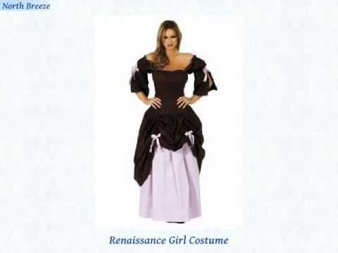 2ee7fef85e30e Renaissance Costumes for Women - YouTube
