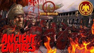 Total War: Attila мод Ancient Empires - Римская Республика!