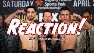 Danny Scores Dominant TKO Over Adrien Granados