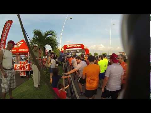 Panama Half Marathon 2017