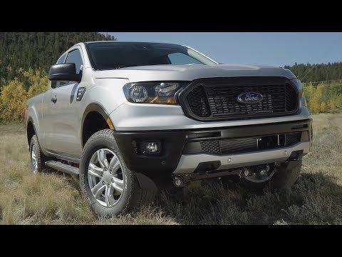 2019 Ford Ranger STX | Ingot Silver