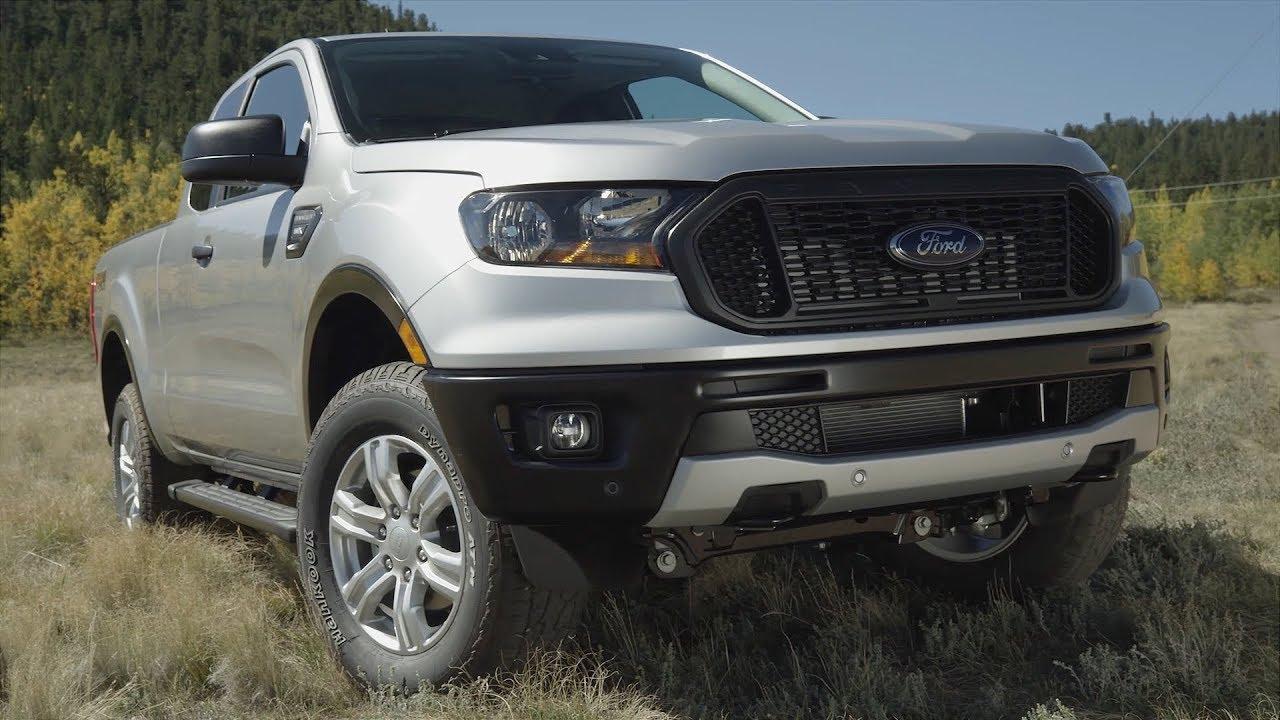 2019 Ford Ranger STX | Ingot Silver - YouTube