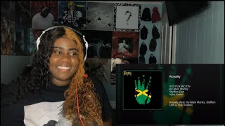 XXXTENTACION - Royalty (feat. Ky-Mani Marley, Stefflon Don & Vybz Kartel) (Audio) |REACTION