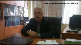 6. Ulusal Fizyoterapi ve Rehabilitasyon Kongresi, Prof. Dr. Fatih Erbahçeci