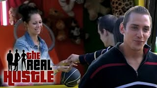 Basketball Toss With Jessica Jane Clement | The Real Hustle thumbnail
