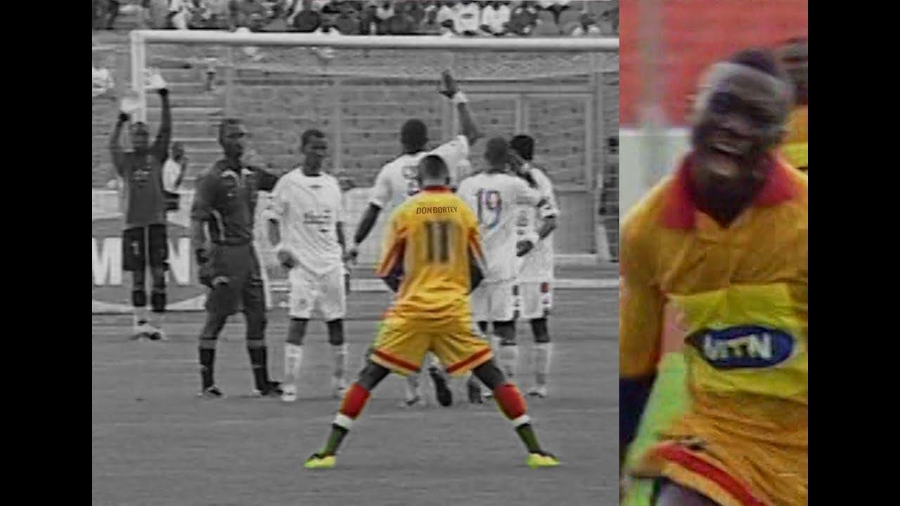 Download Don Bortey's insane free kick against Kotoko in 2009