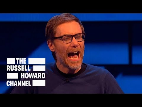 What Star Wars biopic does Stephen Merchant want to make with The Rock?  - The Russell Howard Hour