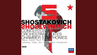 Shostakovich: Overture on Russian and Kirghiz Folk Themes, op.115