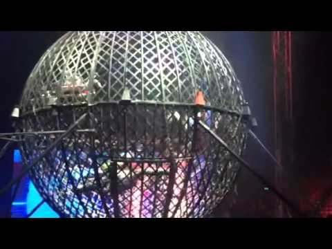 Globe of death by soul circus