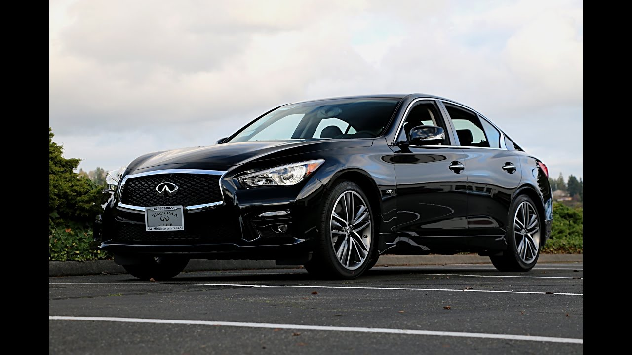 2017 infiniti q50 2 0t sport awd overview youtube. Black Bedroom Furniture Sets. Home Design Ideas