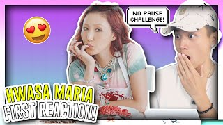 [MV] Hwa Sa(화사) _ Maria(마리아) [REACTION]