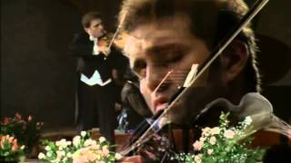 Bach - All Six Sonatas for Violin and Clavier (this concert is dedicated to all genocide victims)