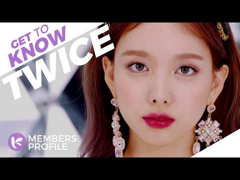 TWICE (트와이스) Members Profile & Facts (Birth Names, Positions etc..) [Get To Know K-Pop] (2019 ERA)