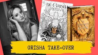 Info Grisha Social take-over
