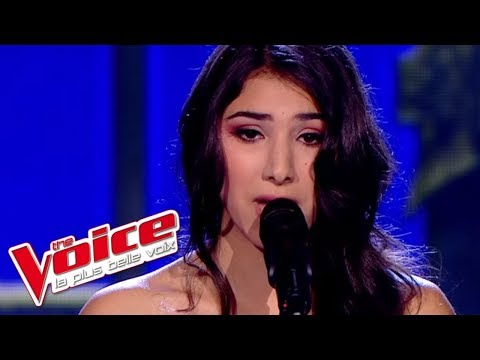The Voice 2013 | Sarah Bismuth - Run to You (Whitney Houston) | Prime 1