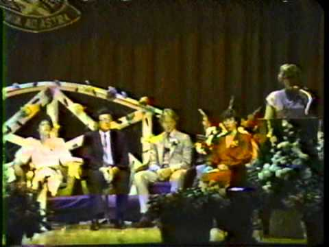 1984 GFSS Commencement Ceremony (1)