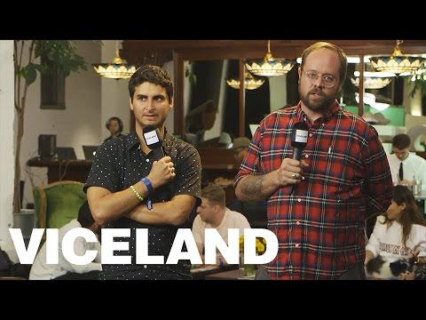 Raining Cats & Dogs: Governors Ball Was Cancelled But VICELAND Was LIVE