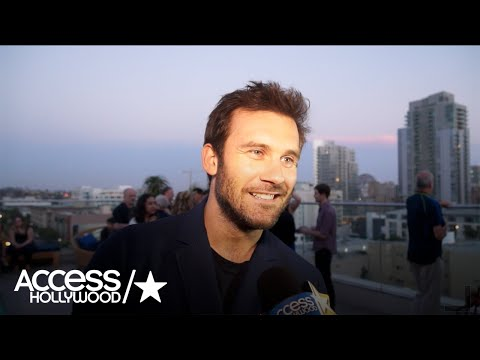 Clive Standen Talks Playing Bryan Mills In 'Taken' TV Series | Access Hollywood