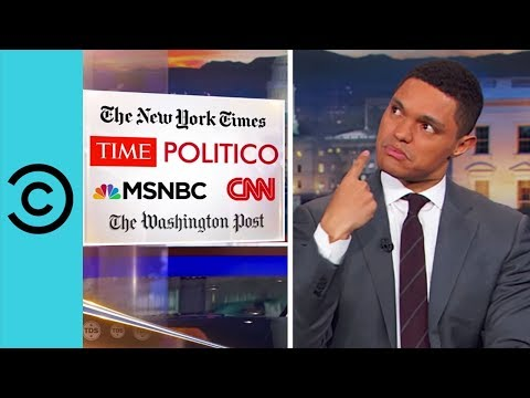 Trump Versus The Media | The Daily Show